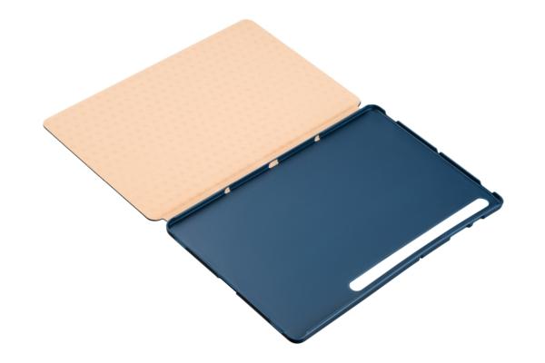 2Е Basic Case for Samsung Galaxy Tab S7+(T975), Retro, Navy