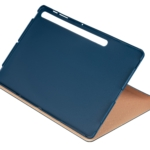 Чехол 2Е Basic для Samsung Galaxy Tab S7+(T975), Retro, Navy