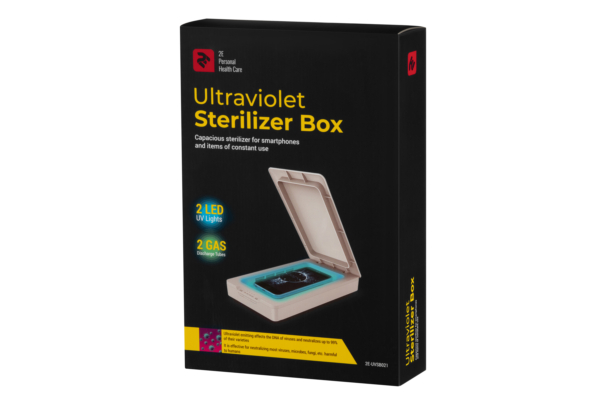 2E UV sterilizer UVSB021 Pro