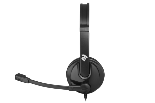 2E CH12 USB PC Headset Black