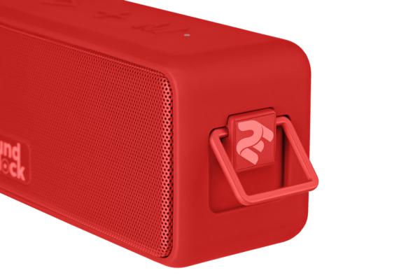 2Е Portable Speaker SoundXBlock Wireless Waterproof Red