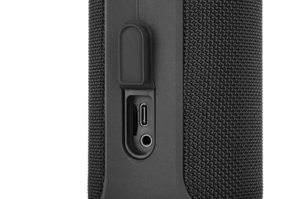 Акустическая система 2E SoundXTube TWS, MP3, Wireless, Waterproof Black