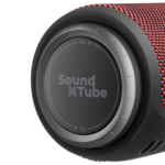 Акустическая система 2E SoundXTube TWS, MP3, Wireless, Waterproof Red