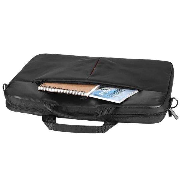 Сумка для ноутбука 2E Officeman 16″, Black