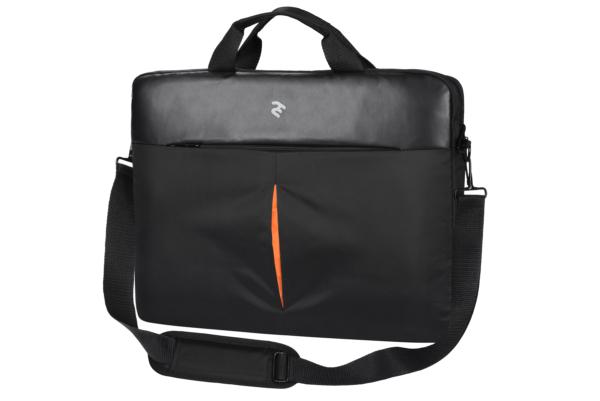 Laptop bag 2E Officeman 17″, Black