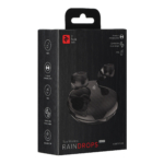 Earbuds 2E RainDrops Light True Wireless, Black