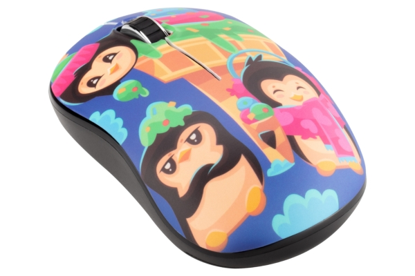 Mouse 2Е MF209 WL Рenguin