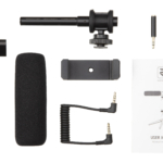 Microphone with tripod for mobile devices Maono by 2Е MM011