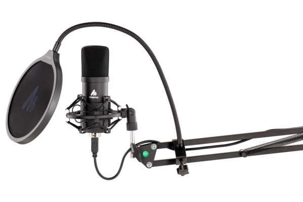 PC microphone with pantograph Maono by 2E MPC011