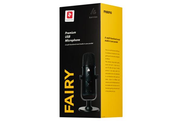 Микрофон с триподом для ПК Maono by 2Е MPC020