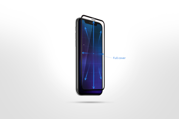 Protective Glass 2E for Samsung Galaxy M12 (M127), 2.5D FCFG, black border