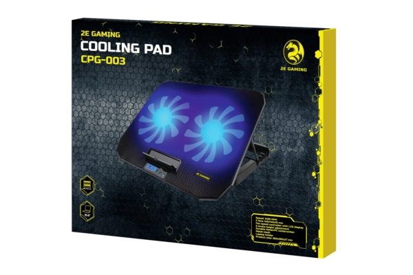 Laptop stand 2E Gaming Black