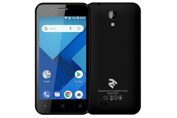 Смартфон 2E E450A DualSim Black