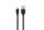 Cable 2E USB 2.0 USB Type-C Molding Type 1m Black