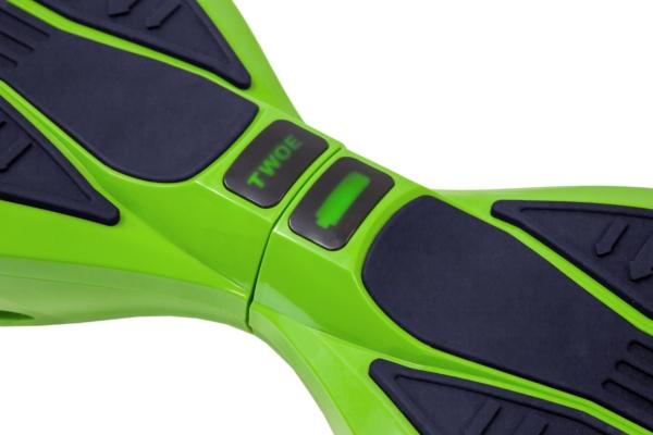 """Гіроборд 2E HB 101 7.5"""" Jump Green"""
