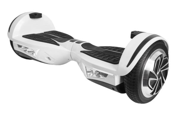 "Гіроборд 2E HB 101 7.5"" Jump White"