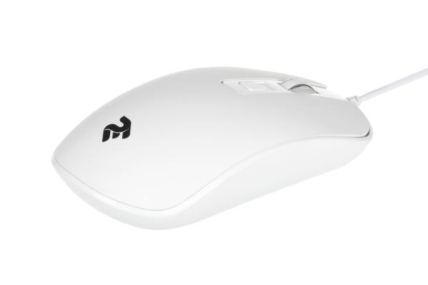 Миша 2E MF110 USB White