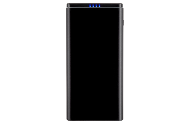 Power Bank 2E 10000 мАч Metal Black