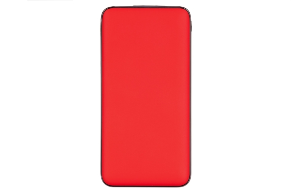 Power Bank 2E 10000 мАг Red Quick Charge