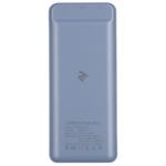 Power Bank 2E 20000 мАг Blue