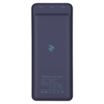 Power Bank 2E 20000 мАч Dark Blue