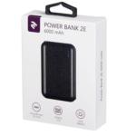 Power Bank 2E 6000 mAh Black