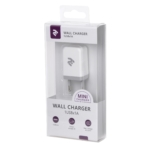 Network charger 2E Wall Charger 1USBx1A White