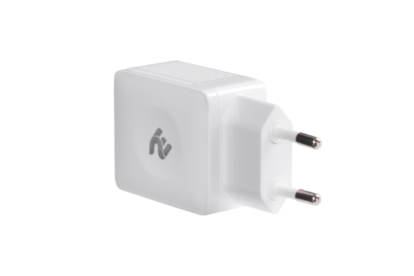 Мережевий ЗП 2E Wall Charger 2USBx2.1A White