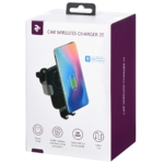 Wireless Charger 2E Gravity Car Mount Wireless Charger