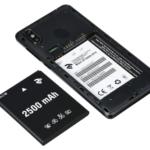 Смартфон 2E E500A 2019 DualSim Black