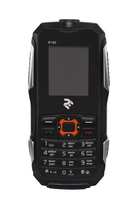 Mobile Phone 2E R180 DualSim Black