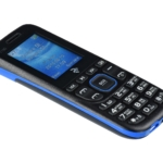 Mobile Phone 2E E180 DualSim Black-Blue