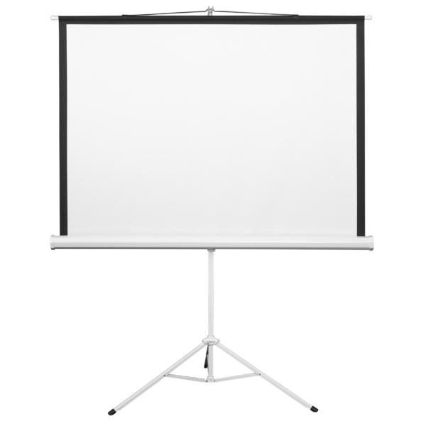 Екран на тринозі 2E, 4:3, 86″, (1.72×1.3 м)