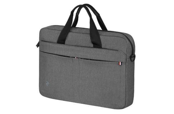 Сумка для ноутбука 2E CBP8936GR 16″ Grey