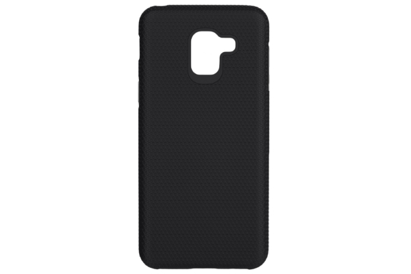 Чохол 2Е для Samsung Galaxy J6 2018 (J600), Triangle, Black