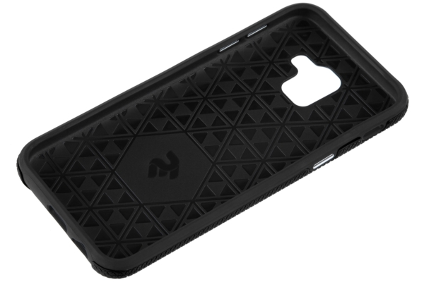 Чехол 2Е для Samsung Galaxy J6 2018 (J600), Triangle, Black