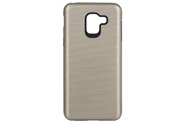 2Е Case for Samsung Galaxy J6 2018 (J600), Triangle, Gold