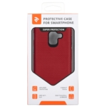 2Е Case for Samsung Galaxy J6 2018 (J600), Triangle, Red