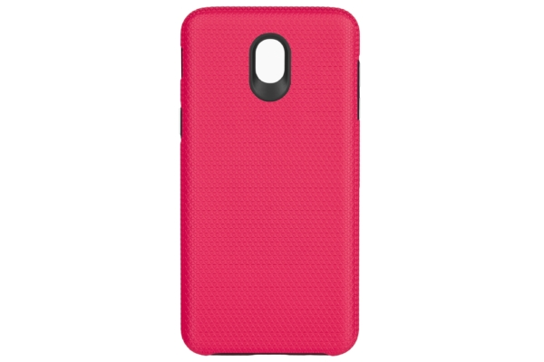 Чехол 2Е для Samsung Galaxy J7 2017 (J730), Triangle, Pink