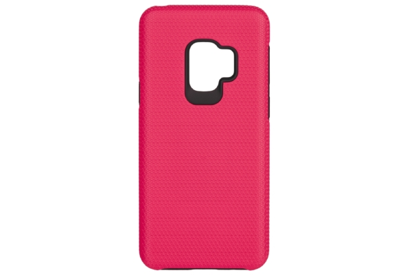 2Е Case for Samsung Galaxy S9 (G960), Triangle, Pink