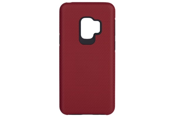 Чохол 2Е для Samsung Galaxy S9 (G960), Triangle, Red