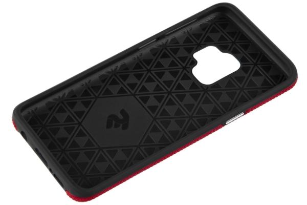 Чехол 2Е для Samsung Galaxy S9 (G960), Triangle, Red