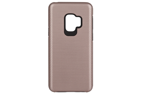 Чохол 2Е для Samsung Galaxy S9 (G960), Triangle, Rose gold