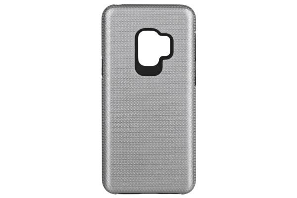 2Е Case for Samsung Galaxy S9 (G960), Triangle, Silver