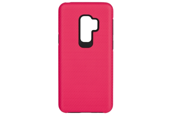 Чехол 2Е для Samsung Galaxy S9+ (G965), Triangle, Pink