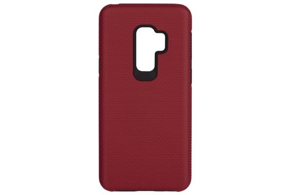 Чехол 2Е для Samsung Galaxy S9+ (G965), Triangle, Red