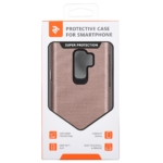 2Е Case for Samsung Galaxy S9+ (G965), Triangle, Rose gold