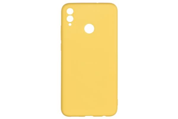Чехол 2E Basic для Huawei Honor 8X, Soft touch, Mustard