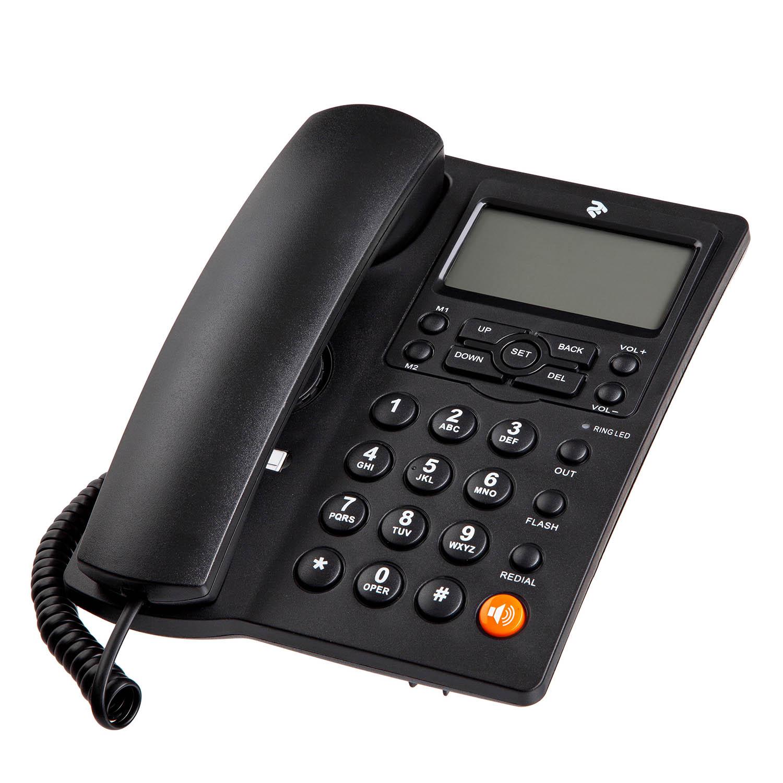 Дротові телефони