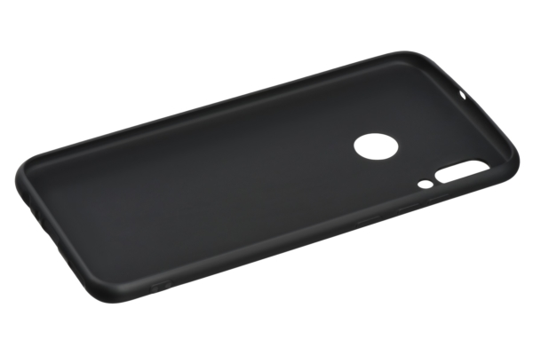 2E Basic Case for Huawei P Smart 2019, Soft touch, Black